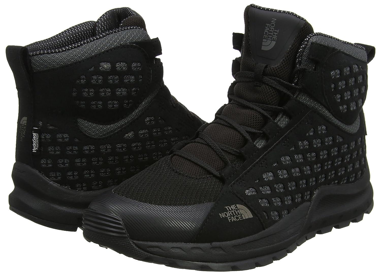 The North Face M Mountain Sneaker, Scarpe da Fitness Uomo, Nero (TNF Black/Smokd Pearl Gry Nne), 46 EU