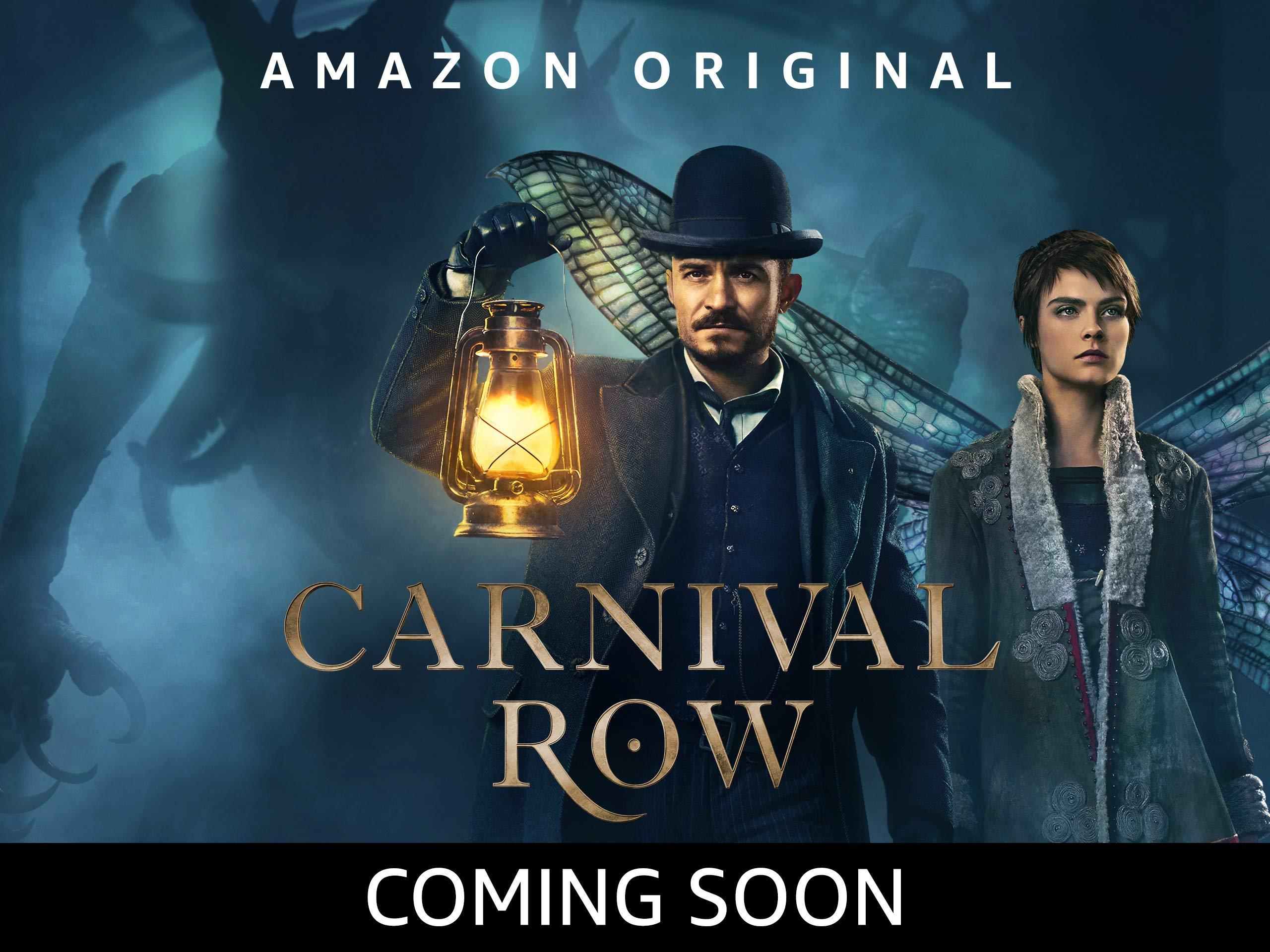 Amazon.com: Carnival Row - Season 1: Orlando Bloom, Cara Delevingne ...