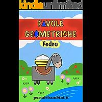 Favole Geometriche. Fedro (Italian Edition) book cover