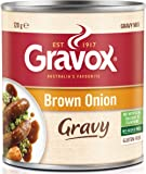 Gravox Brown Onion Gravy Canister, 120g