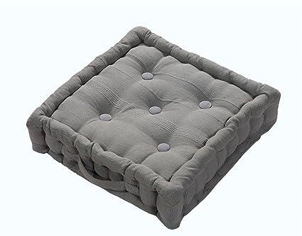 Homescapes cuscino imbottito da pavimento o alzasedia rajput in