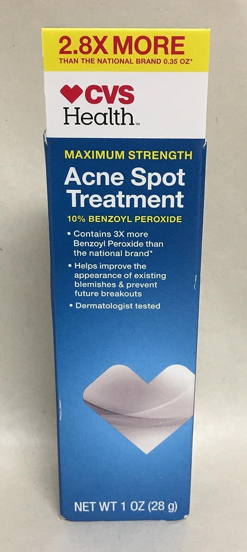 Amazon Com Cvs Acne Spot Treatment Beauty