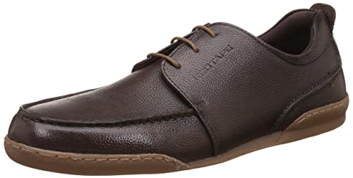 e9614bdbc5 Image Unavailable. Image not available for. Colour: Red Tape Men's Brown  Casual Shoes ...