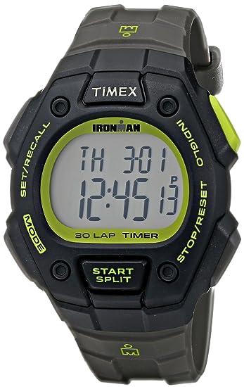 488eeafda604 Reloj Timex Ironman Classic 30 Full