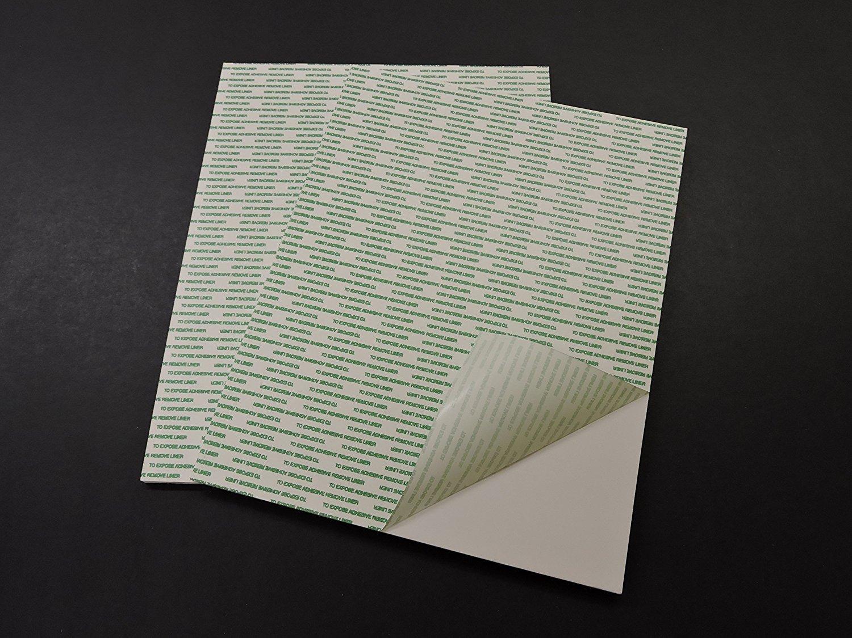 Self-Stick Foam Board - White Repositionable 24''x36'' (10 Sheets)