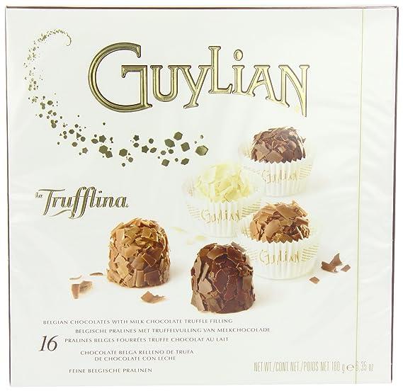 Trufas Guylian Trufflina - 180 gramos, Paquete de 2
