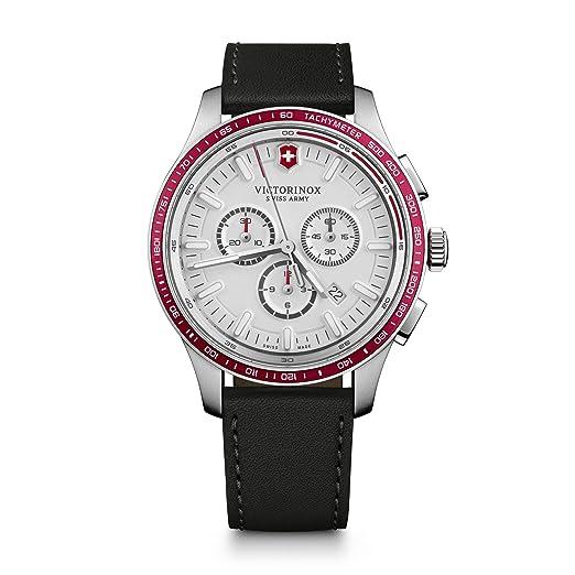 Victorinox Swiss Army 241819 - Reloj cronógrafo para Hombre: Amazon.es: Relojes