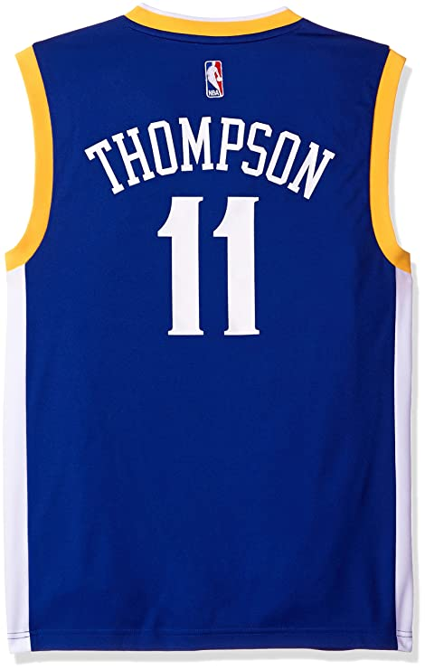 ca7b78e3 Image Unavailable. Image not available for. Color: NBA Golden State  Warriors Klay Thompson #11 ...