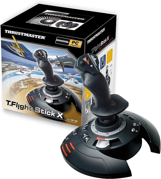 Thrustmaster T.FLIGHT STICK X - Joystick - PC / PS3: Thrustmaster: Amazon.es: Electrónica