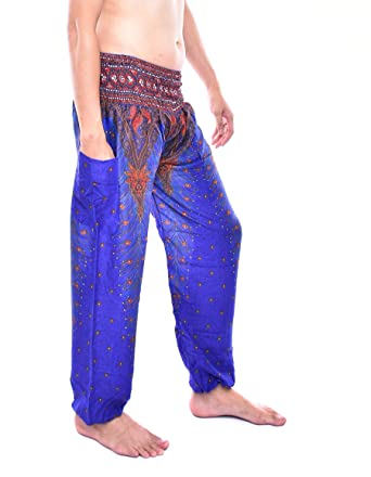 Peacock Harem pants, Yoga pants, Casual pants Men & Women pants