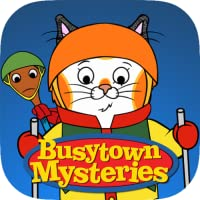 Busytown Mysteries - The Strange Ski Tracks Mystery