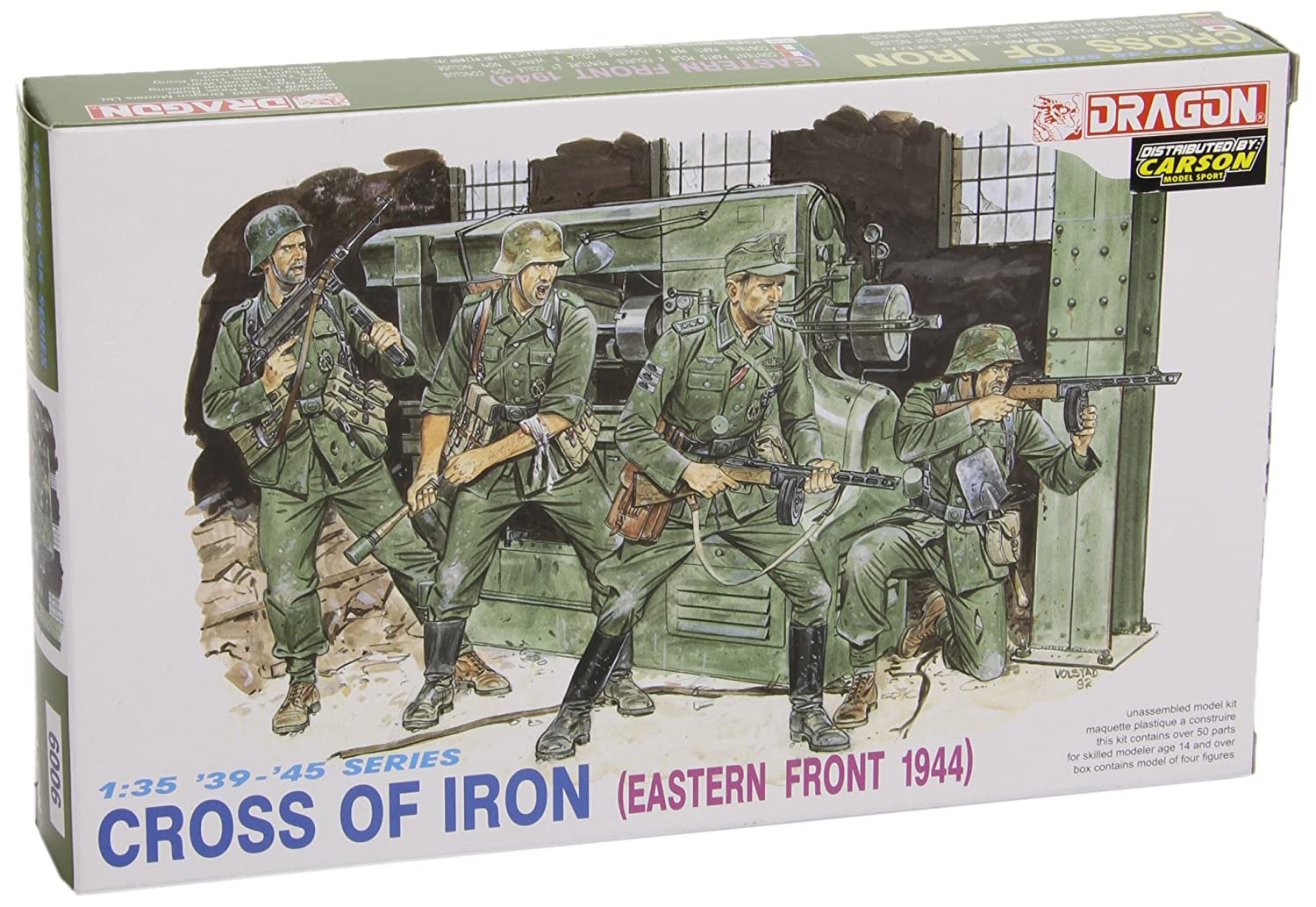 Dragon 500776006 - 1:35 Cross of Iron, Eastern Front 1944