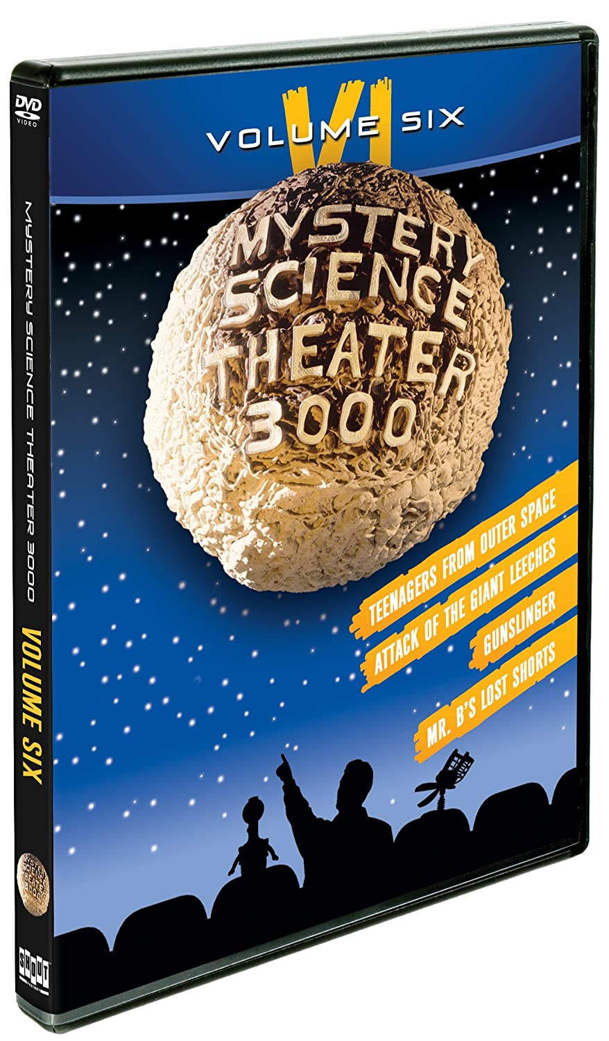 Mystery Science Theater 3000: Vi 4 Dvd Edizione: Stati Uniti Italia: Amazon.es: Joel Hodgson, Mike Nelson, Kevin Murphy, Bill Corbett: Cine y Series TV