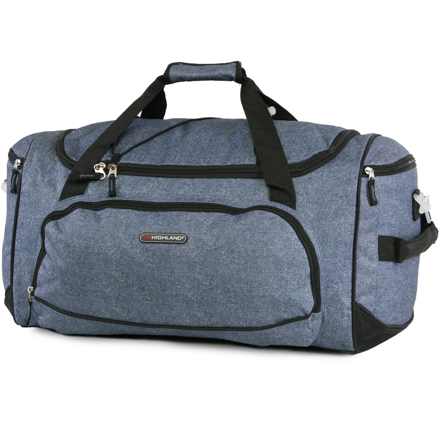 Pacific Coast Signature Medium Travel Duffel Bag, Static Blue
