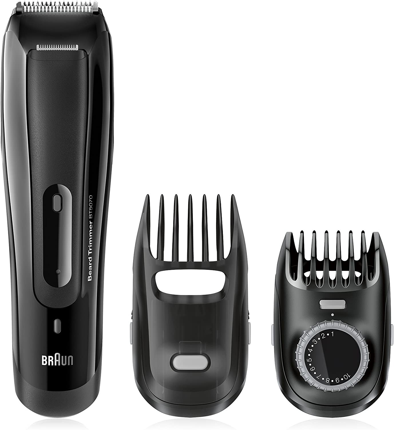 Braun Cordless and Rechargeable Beard Trimmer for Men at Rs.1999