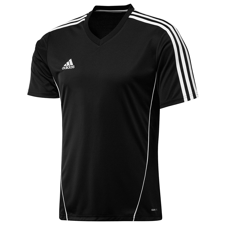 Adidas Youth Estro 12 schwarz weiß Trikots