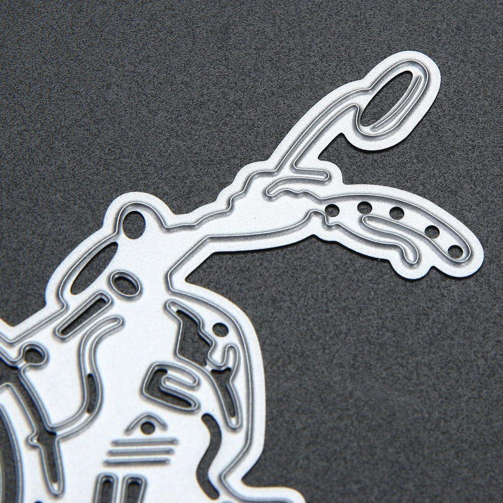 15 Demiawaking Sch/ön Baum Form Stanzschablonen Metall Schneiden Schablonen f/ür DIY Scrapbooking Album DIY Fahrrad Schneiden Schablonen Papier Karten Sammelalbum Dekor