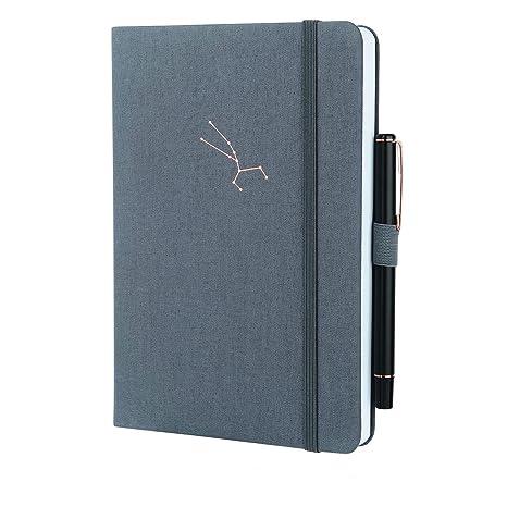 Amazon.com: Cuaderno clásico de tapa dura, cuaderno de ...
