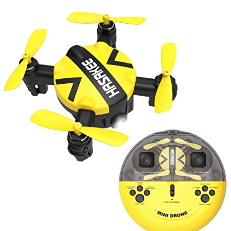 Mini Nano Drone with Altitude Hold and Headless Mode RC Quadcopter ...