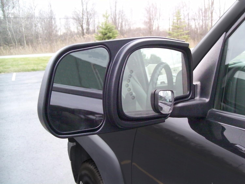 CIPA 10800 Chevrolet//GMC Custom Pair Towing Mirrors