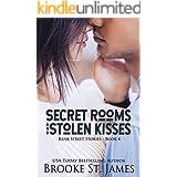 Secret Rooms and Stolen Kisses: A Romance (Bank Street Stories Book 4)