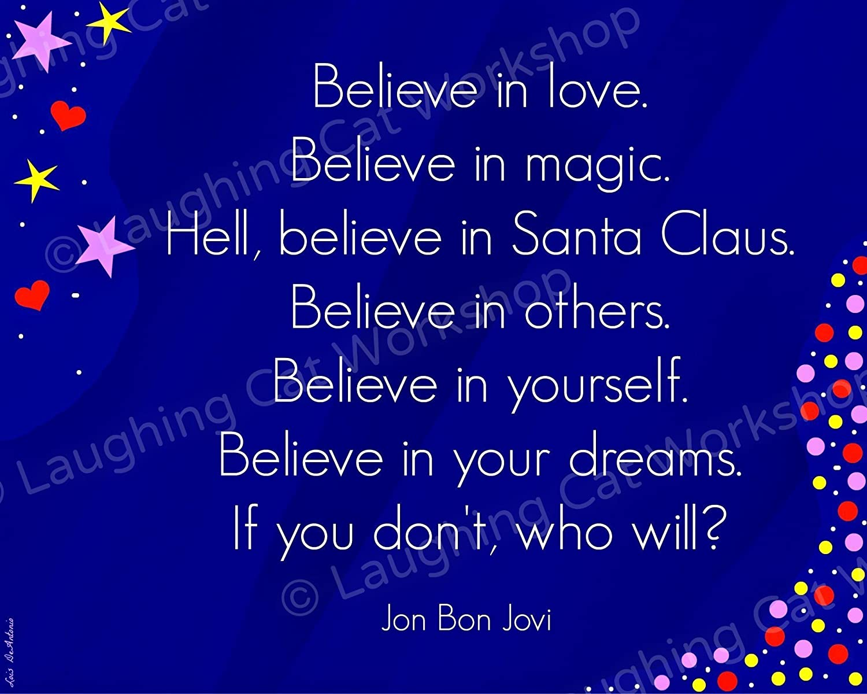 Amazon Com Hipster Quote Positive Motivational Art Jon Bon