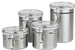 Home Basics CS10067 Canister Set