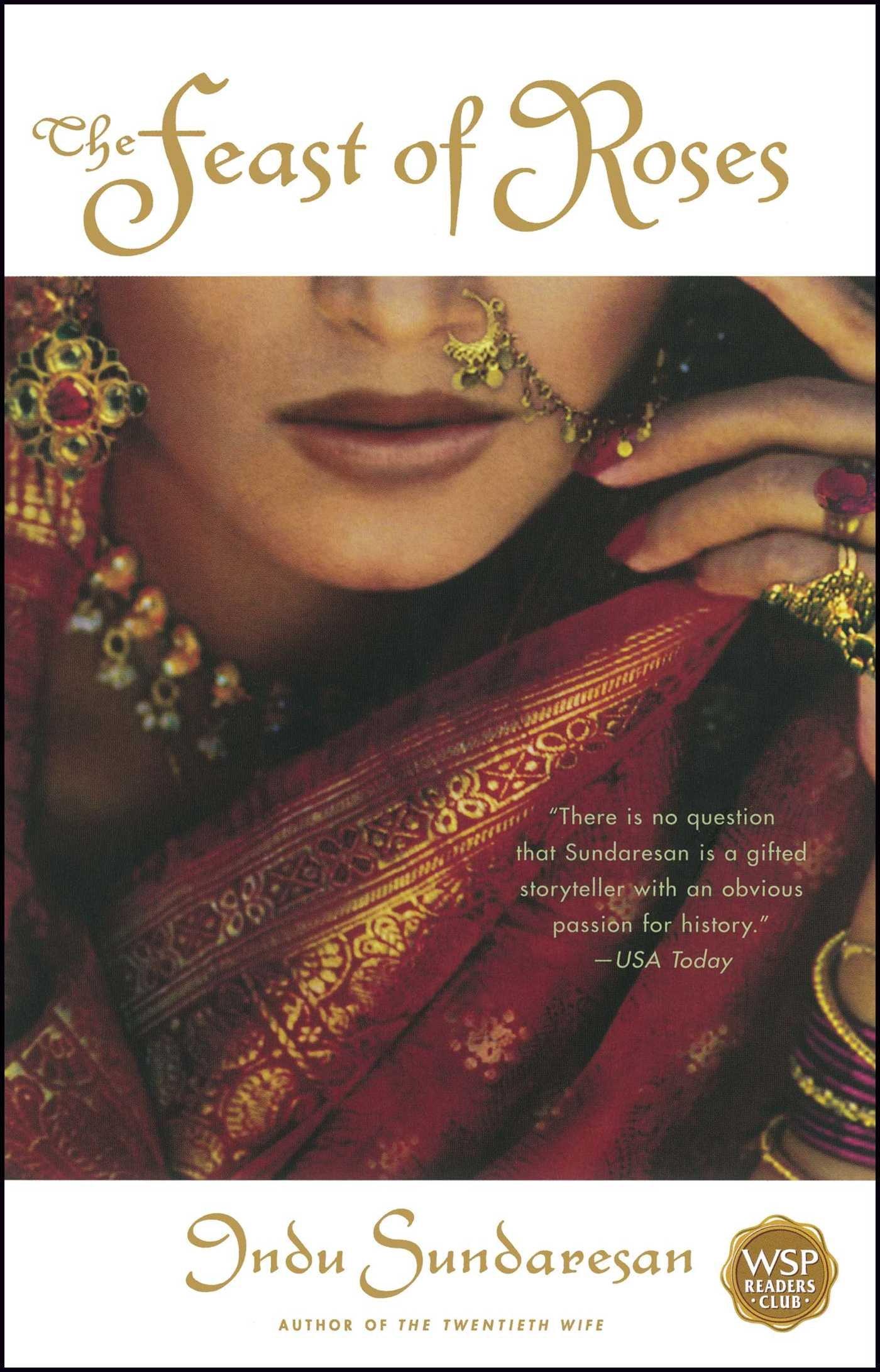 Amazon.com: The Feast of Roses: A Novel (9780743456418): Indu ...