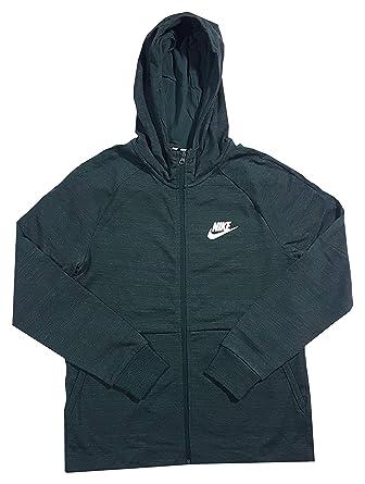 Nike - Sudadera con Capucha - para Hombre Verde M
