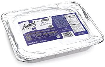 Award Cuisine Meat Frozen Lasagna