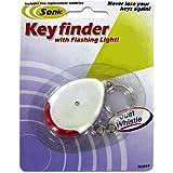 Kole Imports KC097 Sonic Key Finder Key Chain with Flashing Light