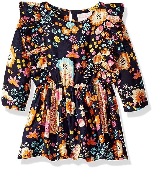 6258c89bf9c2 Amazon.com  Masala Baby Girls Baby Fantasia Dress Cheetah Floral ...