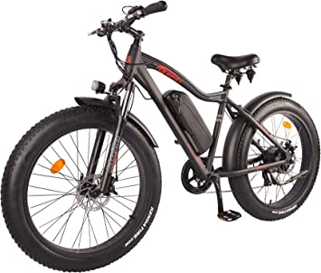 DJ Fat Bike - Bicicleta eléctrica (750 W, 48 V, 13 Ah, 7 ...
