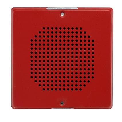 Siemens CH-R 500-636019 Red Fire Alarm Audible Notification ...