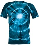 Tie Dye Blue Electric Eye 701707 – Camiseta para hombre