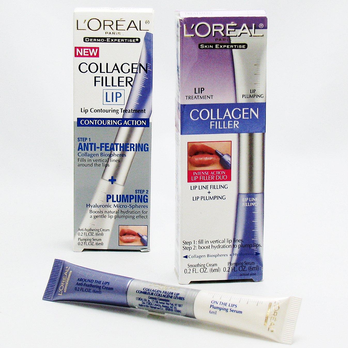 Cheap Loreal Paris Collagen Filler Lip Treatment Smoothing Cream Maybelline Hypermatte Liquid Liner Blister Black Matte 3g 02 Oz Plumping