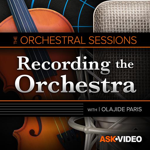the Orchestral Sessions 104 : Recording the Orchestra ()