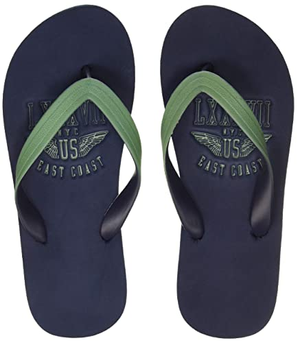 471fd2bfe60d Aeropostale Men s Hawaii Thong Sandals  Buy Online at Low Prices in India -  Amazon.in