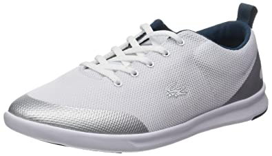 Chaussures De Sport Couche Avenir Bleu Clair / Gris Lacoste oWsmwcqBO