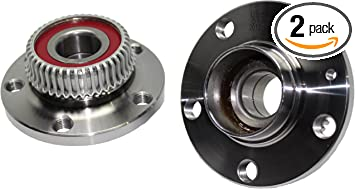 VW Bora 1999-2005 Rear Wheel Hub Bearing Pair