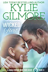 Wicked Flirt (Happy Endings Book Club, Book 9) Kindle Edition