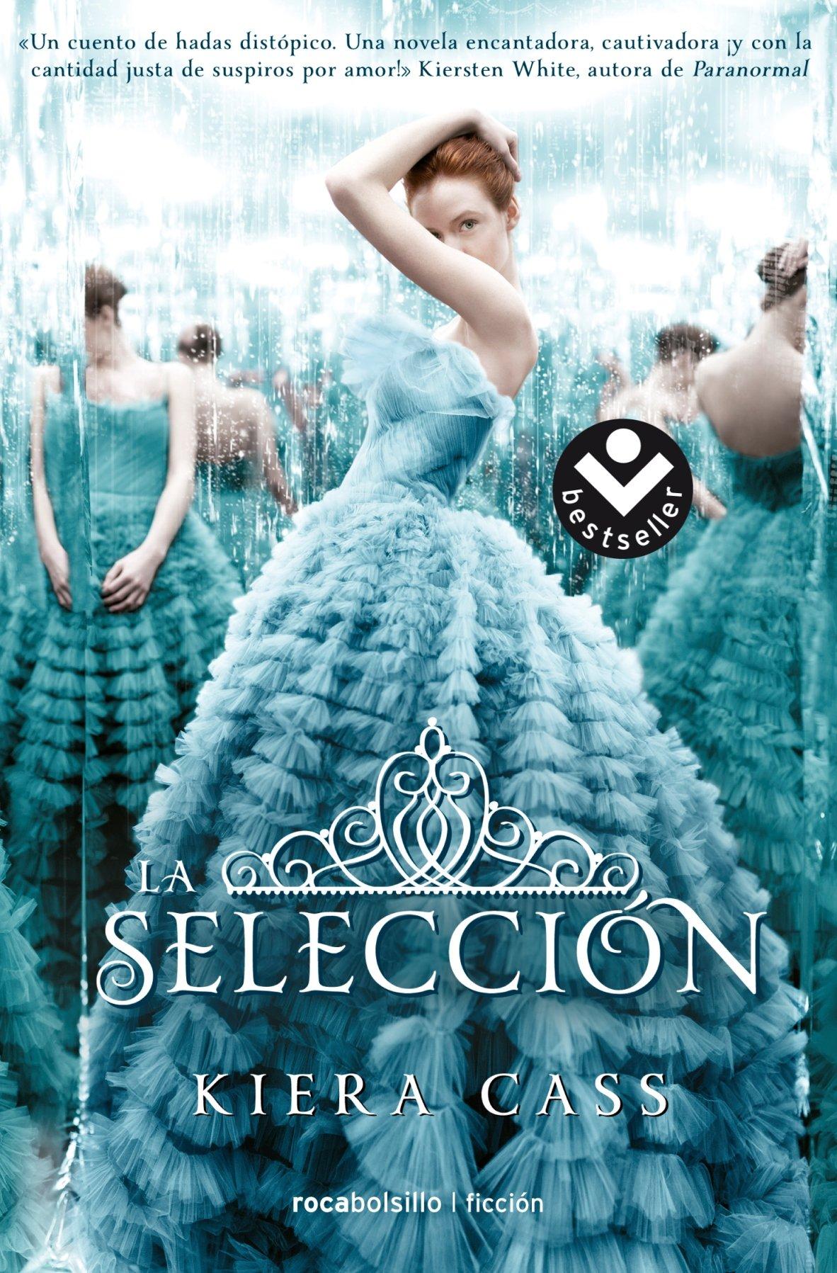 Selecci%C3%B3n Spanish Kiera Cass product image