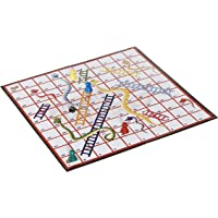 Funskool Games Snakes and Ladders,Multicolor