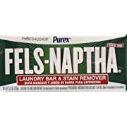 Dial Corp. 04303 Fels-Naptha Laundry Bar Soap (Pack of 4)