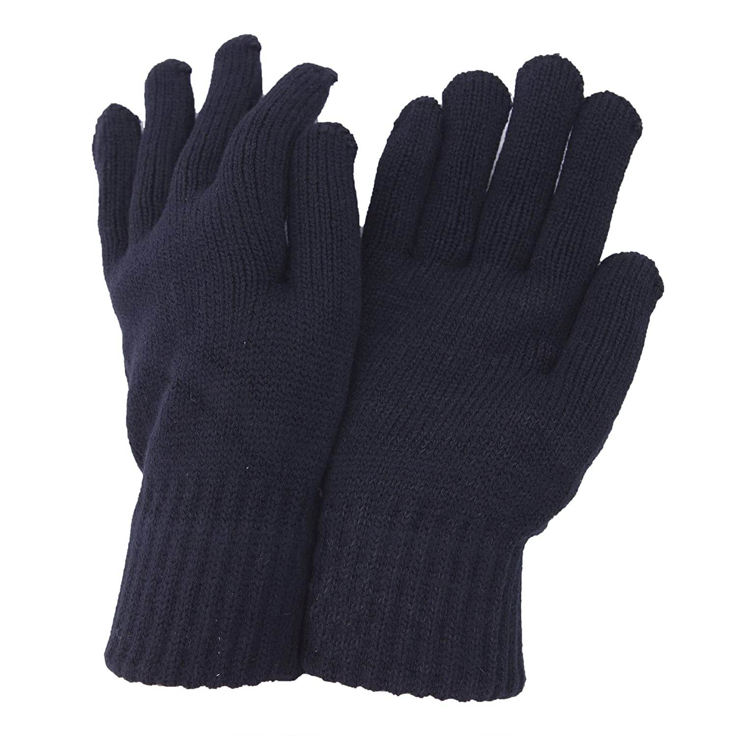 CLEARANCE - Mens Thermal Knitted Winter Gloves Universal Textiles UTGL348_2