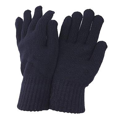 Liquidacíon - guantes térmicos de punto de invierno para hombre: Amazon.es: Ropa y accesorios