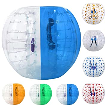 Amazon.com: etuoji transparente pelota hinchable de ...