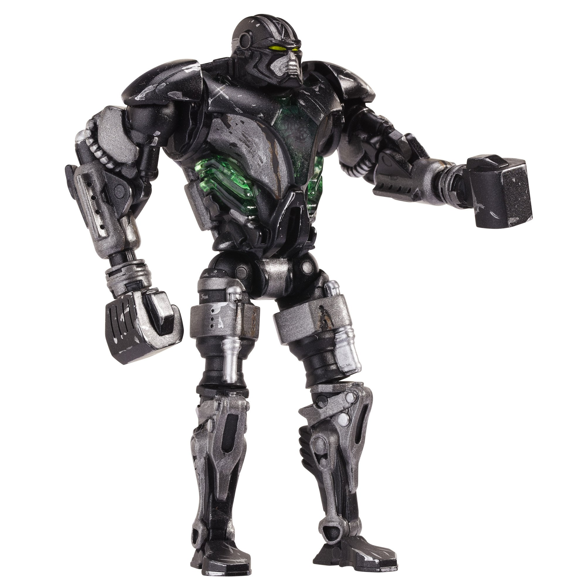 Real Steel Figure Wave 2 Zeus (Battle Damaged Version)