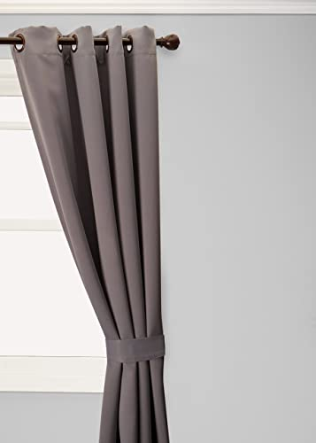 Home Fashion Premium Thermal Insulated Blackout Curtains