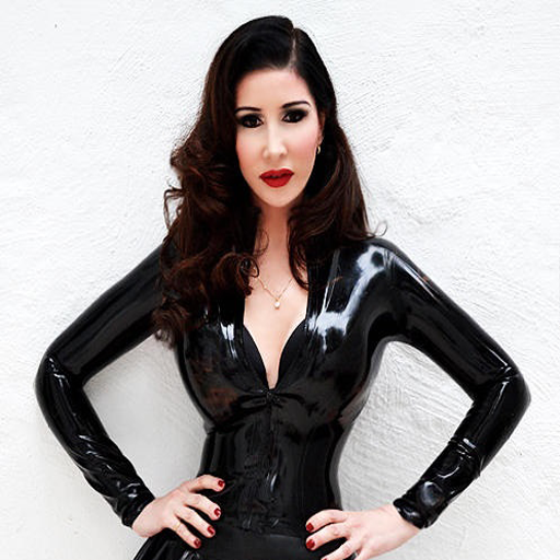 Latex girls movies